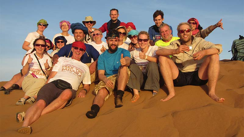trek4life - Sahara Group