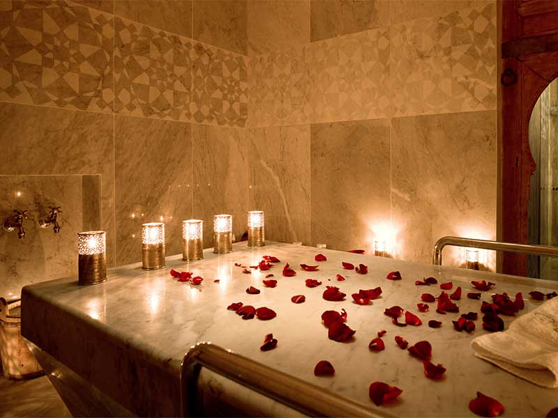 Classic Spa Hammam; so relaxing