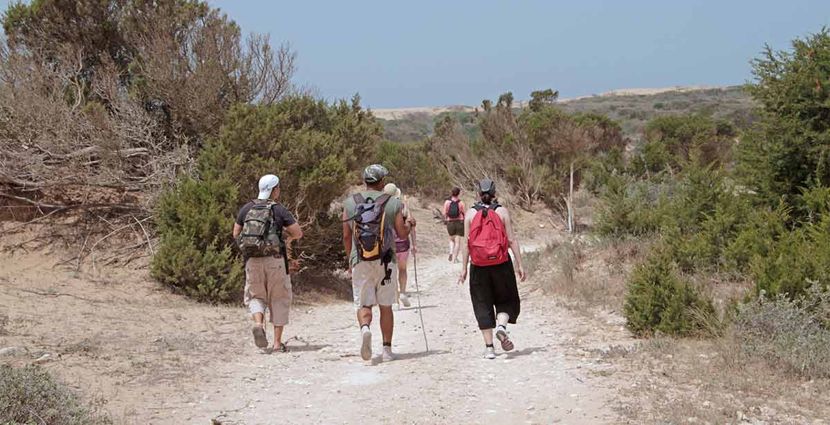 Atlantic Coast Charity Trek