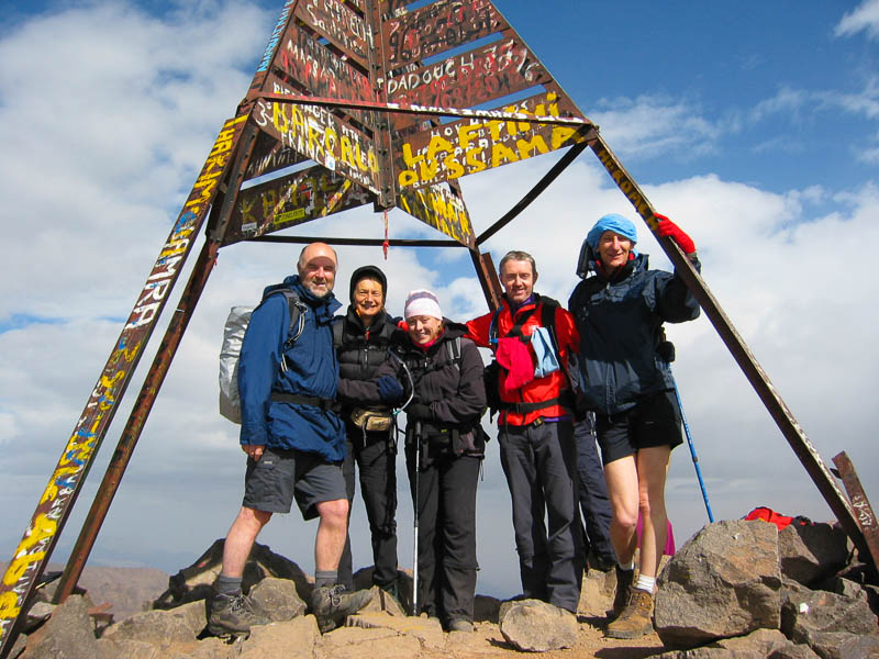 Toubkal charity