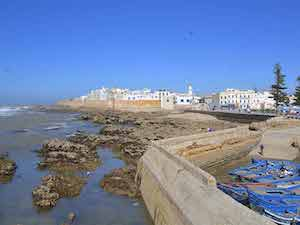 Morocco Atlantic Coast Charity Trek