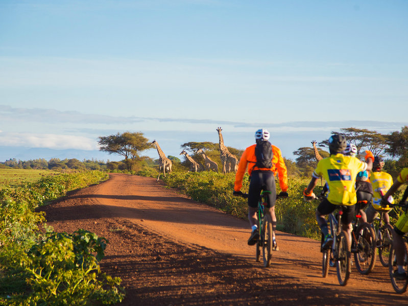kilimanjaro Ngorongoro Charity Cycle